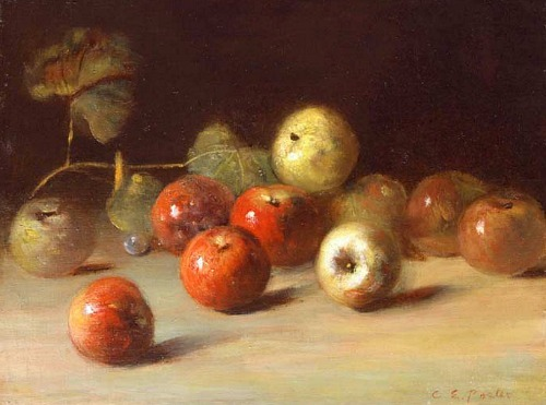 Charles Ethan Porter Apples Late 19th - early 20th century