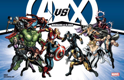 Midtown Comics' Avengers vs. X-Men Release Event Tonight! To kick off Marvel's latest crossover event, Avengers vs. X-Men, Midtown Comics in Times Square will be throwing a huge event tonight:  Join us as we celebrate the release of the highly anticipated Marvel book Avengers vs. X-Men #1 at Midtown Comics Times Square! Special guests Adam Kubert, Axel Alonso, Tom Brevoort, and Nick Lowe will be signing for the first 200 fans! All Avengers vs. X-Men #1 covers will be available for pre-purchase as of 11:00AM, at our Times Square location only, on the day of the event for those that would like to line up early, with the actual books available as of 8:00PM. (Midtown Comics)  The Final Five will be there so expect to see our post about it tomorrow, and for more info on the event be sure to check Midtown Comics' Facebook event page.