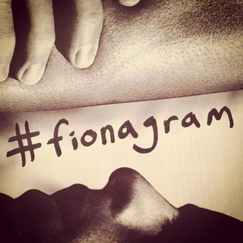 Please help with a birthday surprise by posting a #fionagram to #instagram. More info: fionaproject.com. Thanks! (Taken with instagram)