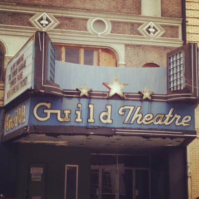 An oldie but goodie- The Guild Theatre.