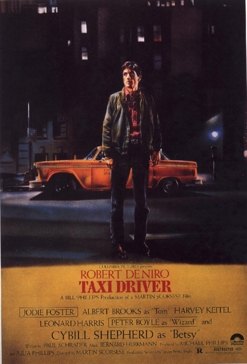 The 365 Films ChallengeDay 38 - Taxi Driver Rating - 4.2 out of 5 stars FINALLY GOT AROUND TO WATCHING THIS MOVIE. It's really good, well written out, Martin Scorsese does a great job.