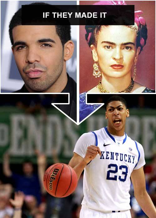 Congrats to Anthony Davis and the Kentucky Wildcats on their NCAA Championship win. His parents must be so proud.