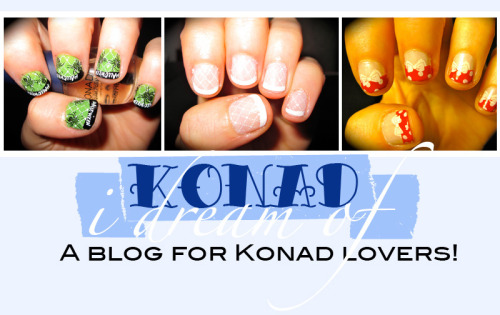 Thanks for checking out my nail art blog! New photos & tutorials coming soon!