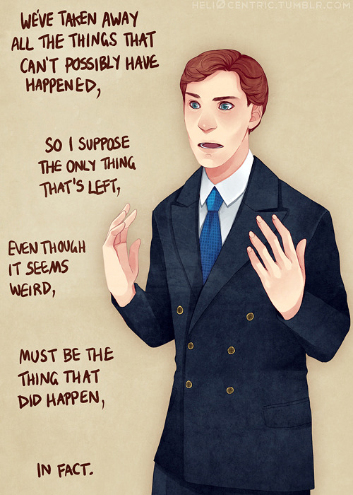 wearyruler:  esthergauden:  Arthur Shappey from Cabin Pressure - Paris - S03E02  This comes pretty close to what he looks like in my head. I love it a whole bunch.  The Sherlock jokes in this episode…