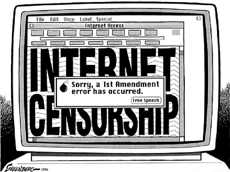 "occupyallstreets:  Arizona Passes Internet Censorship Law Thursday, the Arizona legislature passed Arizona House Bill 2549, which would update the state's telephone harassment law to apply to the Internet and other electronic communications. The bill is sweepingly broad, and would make it a crime to communicate via electronic means speech that is intended to ""annoy,"" ""offend,"" ""harass"" or ""terrify,"" as well as certain sexual speech.  Because the bill is not limited to one-to-one communications, H.B. 2549 would apply to the Internet as a whole, thus criminalizing all manner of writing, cartoons, and other protected material the state finds offensive or annoying.  The Bill is currently on Governor Jan Brewer's desk awaiting her decision on whether to veto or sign the bill. Media Coalition, a trade association protecting the First Amendment rights of content industries, whose membership includes CBLDF, has been active in opposing the bill. On March 14, Media Coalition sent a memo to the Senate Rules Committee regarding constitutional infirmities in H.B. 2549. Yesterday they sent a letter to Governor Brewer urging her to veto the bill. If passed, the law could create vulnerabilities for cartoonists and publishers who publish material online intended to shock, satirize, and criticize.  Beyond the example of the Mohammad cartoons listed in the Media Coalition letter, the taboo-pushing work of cartoonists like R. Crumb, Johnny Ryan, and Ivan Brunetti would potentially be vulnerable to prosecution, as could incendiary works such as Frank Miller's Holy Terror and Dave Sim's Cerebus.  Similarly, the culture of message boards, within and beyond comics, would be imperiled. With more titles released digitally each week, and an extremely active online ecosystem of professional and fan exchange, laws like this one are extremely worrisome for the creators, publishers, and readers of comics. Source THIS IS URGENT! Tell Governor Jan Brewer to veto the bill and stand against internet censorship.  Phoenix Office: (602) 542-4331 Tucson Office: (520) 628-6580 Fax Number: (602) 542-1381 You can also email the Governor through her website http://www.azgovernor.gov/Contact.asp"