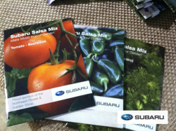 Love how @subaru_life will get you in the garden! #pf3