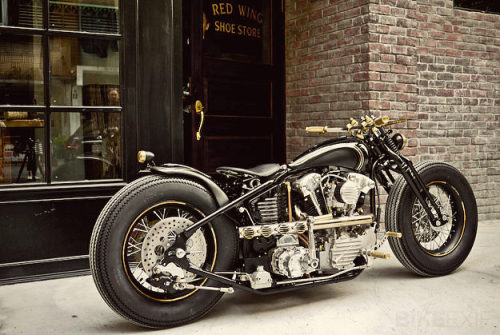 wheelike:  Rough Crafts x Zero Engineering