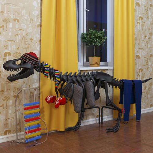 e-pic:  Thermosaurus Radiator