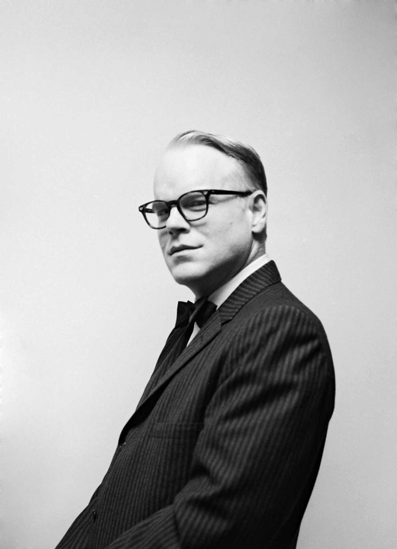 Phillip Seymour Hoffman as Truman Capote, 2005