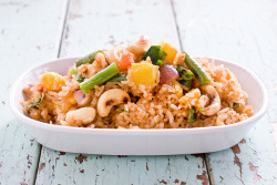 Mango Fried Rice    (click image for recipe)