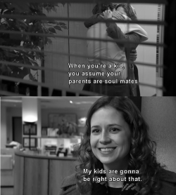 crying because perfection that is jim and pam