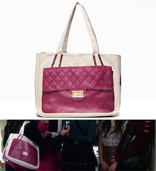 Thursday/Friday - Diamond Tote - $65.00