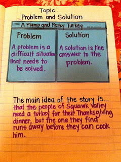 I love the internet, especially when I find great teacher ideas like this reader's notebook from the Adventures of a 6th Grade Teacher blog. Here is an example of the teacher, Ms. Klohn, Reader's Notebook.