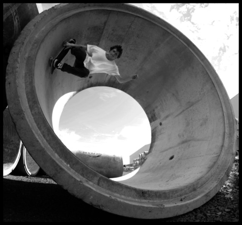 Flynn Gough hitting 10oclock in the fullpipe