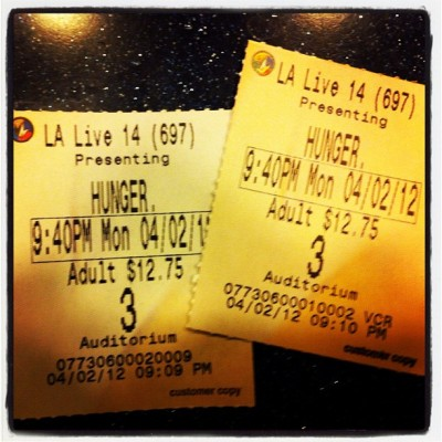 Finally saw it ! (Taken with Instagram at Regal Entertainment Group)