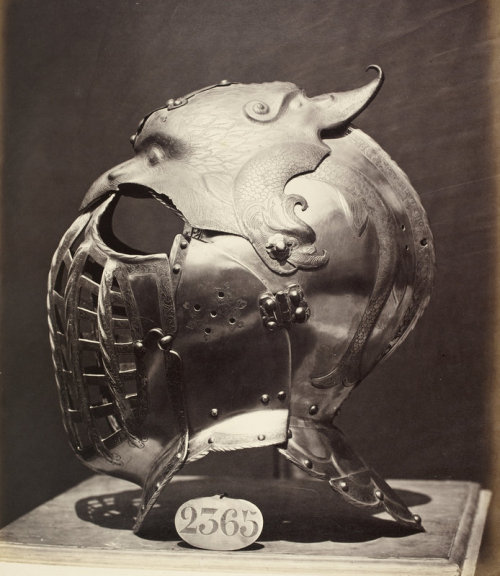 Helmet of the Emperor Charles V Charles Clifford
