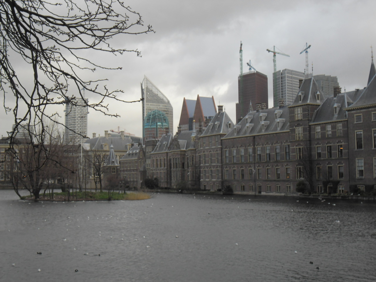 The Hague (Den Haag), Netherlands. Photo taken by me, 7 December 2011.