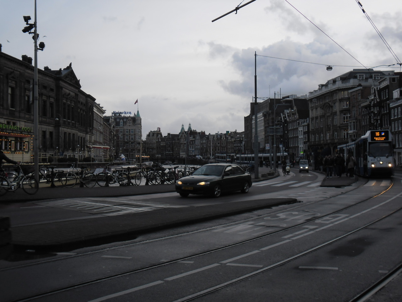 Amsterdam, Netherlands. Photo taken by me, 5 December 2011.