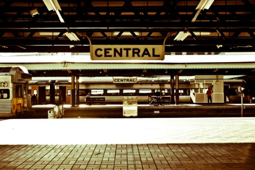 """All stations to Central"""