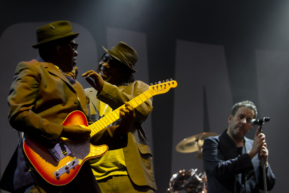 The Specials at the West Coast Blues N Roots Festival in Fremantle Park on Sunday 1st April, 2012Click through for more photos!