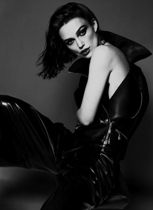 nothingpersonaluk:  Interview Keira Knightley by Mert Alas and Marcus Piggott