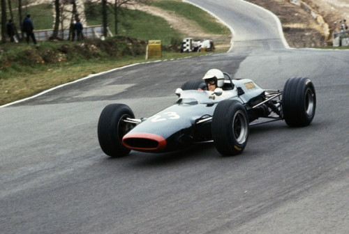 Jim Clark at the 1965 Daily Mail Race of Champions