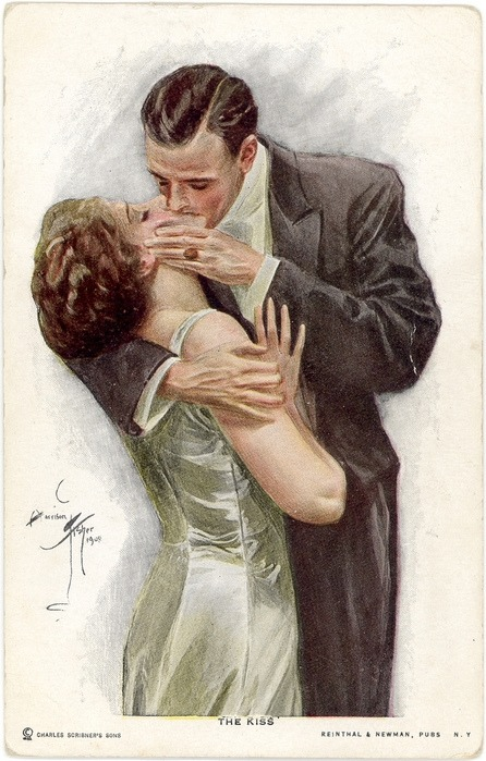 High Society Kiss
