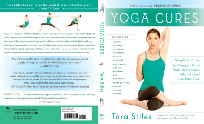 tarastileseats:  Yoga Cures! Launch Day.    can't wait for mine to get here!