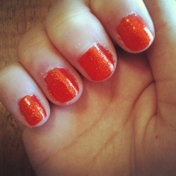 "The Hunger Games ""Riveting"" nail polish by China Glaze"