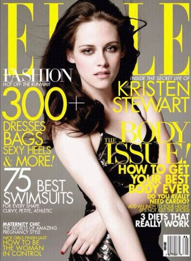 That's the right Cover ! KRISTEN STEWART ELLE 2O12 :-)