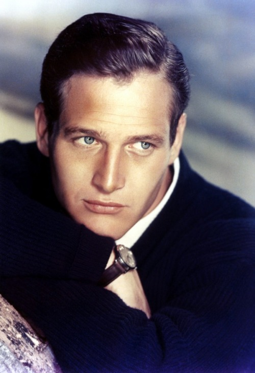 theniftyfifties:  Paul Newman