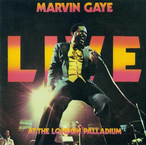 Marvin Gaye - Live at the London Palladium (1977)