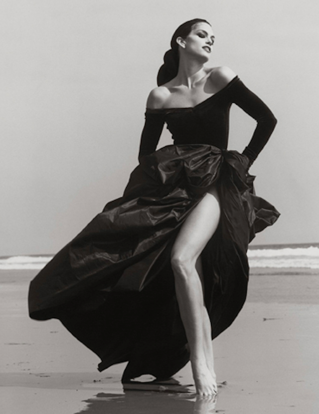 Herb Ritts: L.A. Style Don't miss the first big museum presentation of L.A.-based fashion photographer Herb Ritts' erotic nudes! Opens today at Getty Museum.