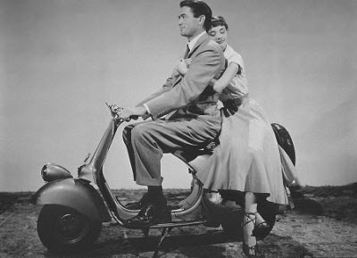Roman Holiday (Vespa)