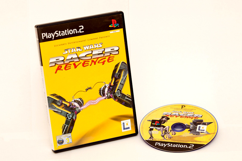 Star Wars Racer Revenge for the PS2