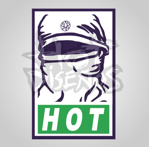 OBEY THE HOT