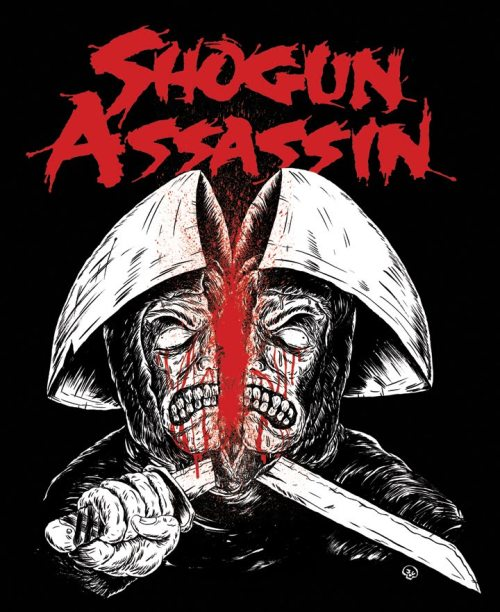 Shogun Assassin by Jimmy Giegerich / Blog / Tumblr