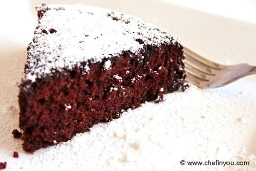 If you have a killer sweet tooth, try vegan chocolate cake. It's not the best, but it lessens the blow of calming your craving.