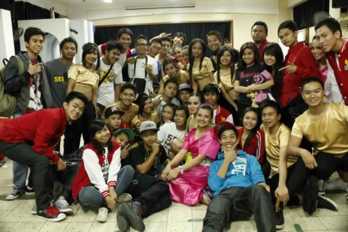 I miss the SEA Dance Troupe… :( I miss training! I miss Dancing :(