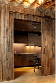 Super cool barnwood  http://bit.ly/HUpCW4