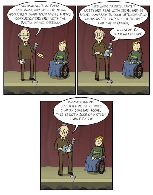 Amazing Super Powers: Handicapped
