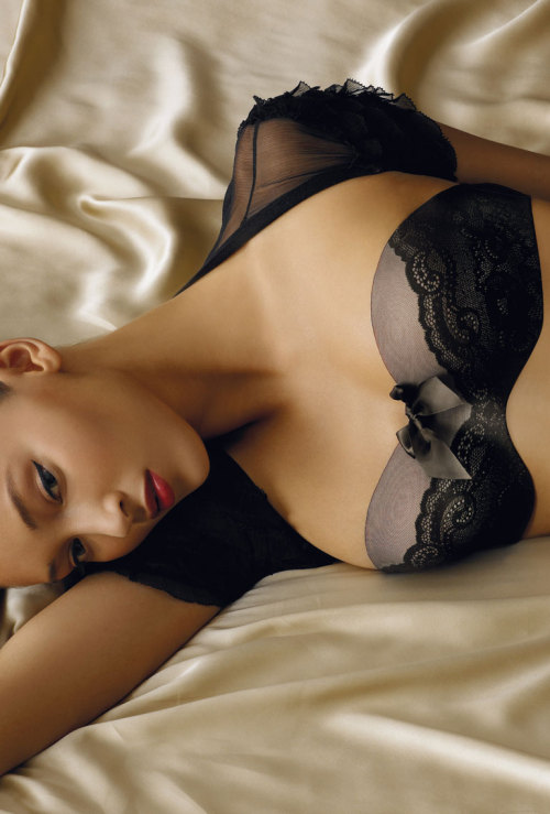 peachylingerie:  Aubade, via Cazar!
