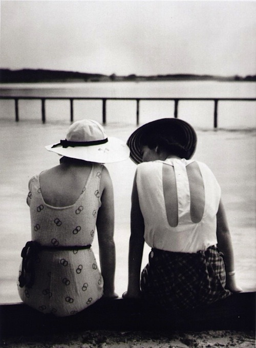 lauramcphee:  Two Women, c1930 (Yva/Else Neuländer)