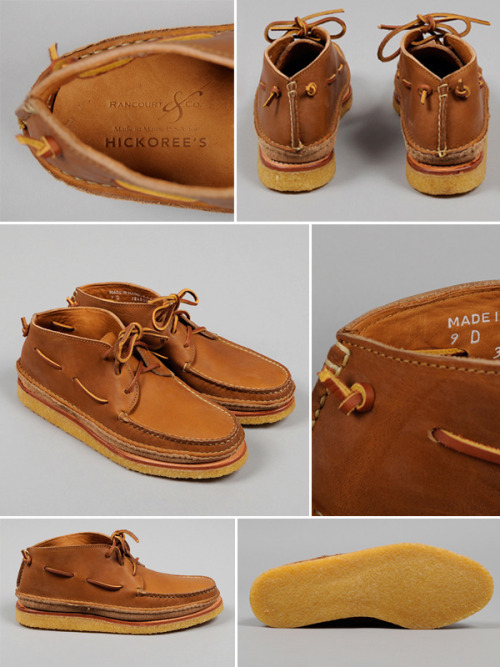 "free-man:  Hickoree's ""Hippie Shoe"" Moccasins"