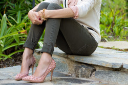 Blush Spikes – Sam Edelman for the Small-Footed