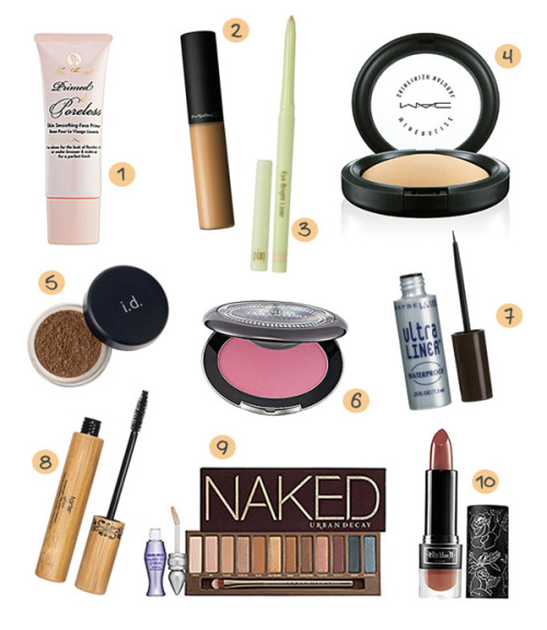 New blog post up today with 10 of my favorite makeup products for looking polished without looking made up. (via 10 Of My Favorite Makeup Products Now | Kelsi Does Hair)