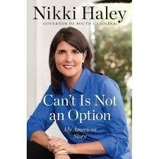 South Carolina Gov. Nikki Haley's autobiography Can't Is Not An Option, comes out today. She'll be in town on Monday signing copies at Blue Bicycle Books, but we're sure our Managing Editor Chris Haire will have read the memoir a thousand times by then — he won an AAN award for his piece on the governor last year. Do you have plans to read the book?