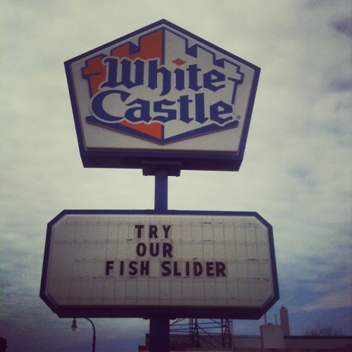 Taken with Instagram at White Castle