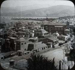 This wonderful shot of Beirut in the 1880s comes from the fantastic oldbeirut