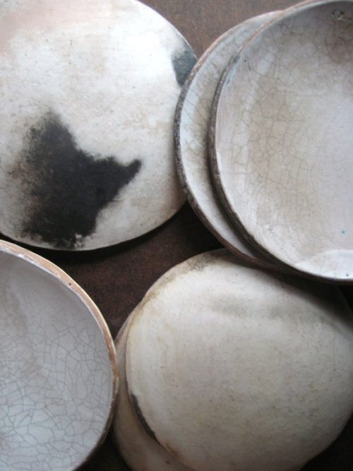 clay bowls by heather gabriel on etsy.